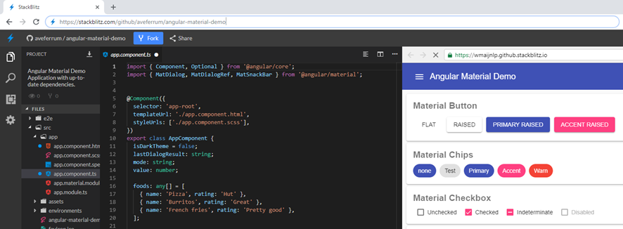 StackBlitz, the Online IDE for Web Applications - Brintia