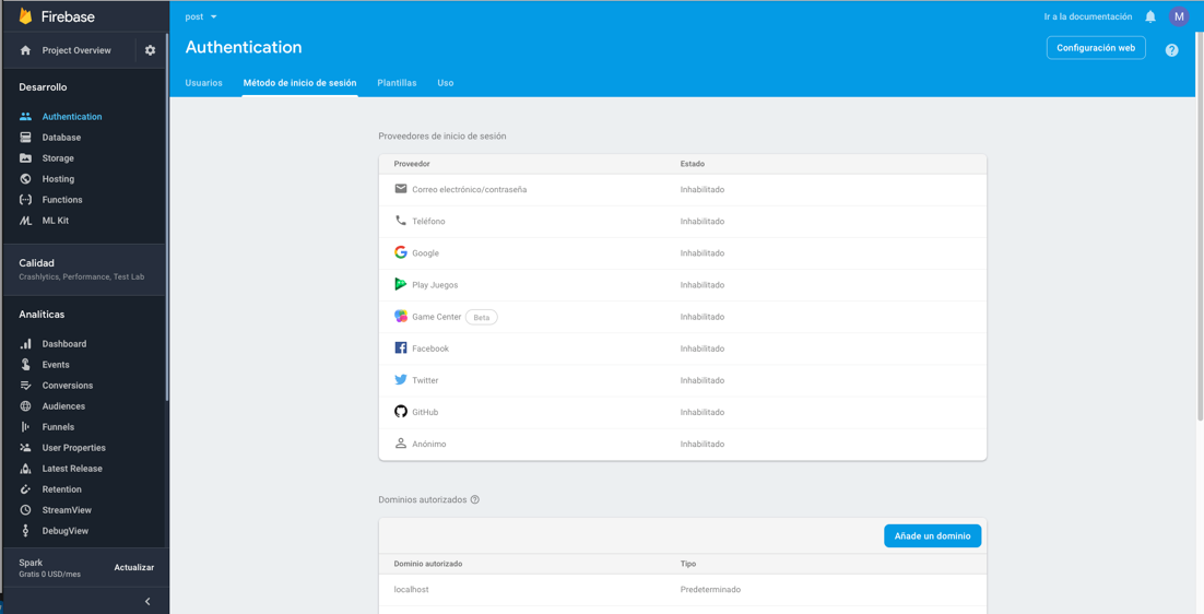 How to Use the Firebase Login and Database Service in Xamarin Forms