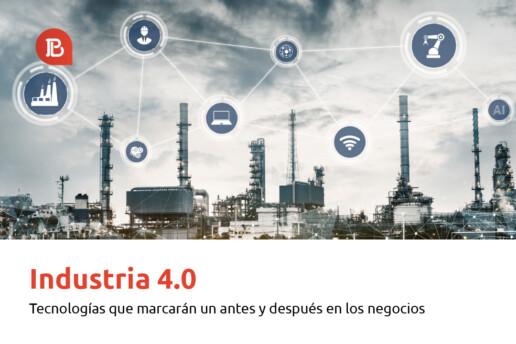 Industria 4.0 y sus tecnologías